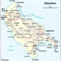 Białe Klify wyspy Zakinthos