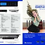 MIDMURO GENIO Brochure Cover