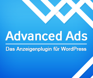 Anzeige Advanced Ads