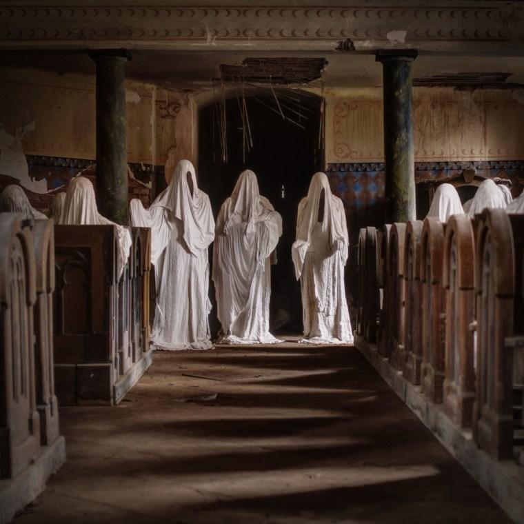 Die Geister der Vertriebenen