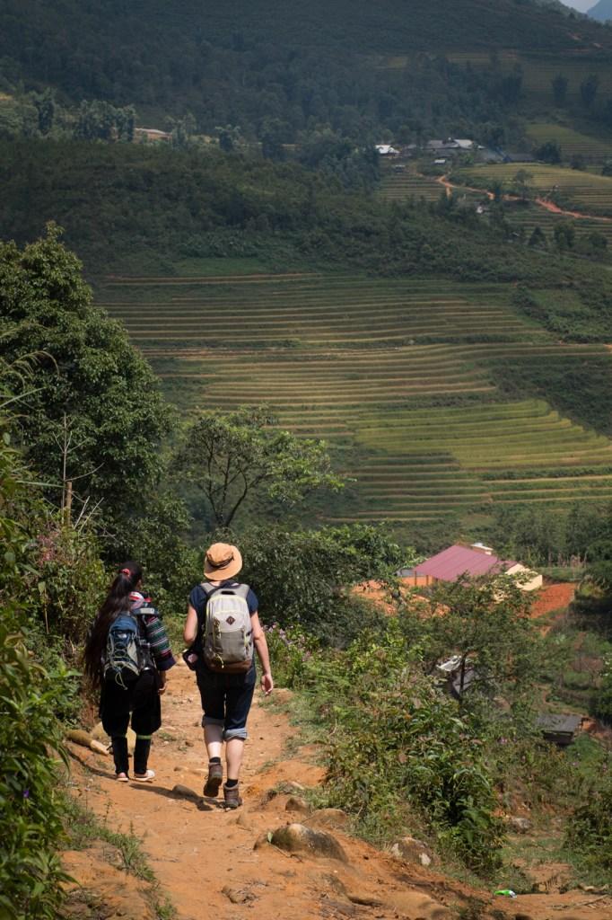 Wandern bei Sapa