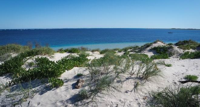Die Küste im Cape Range Nationalpark - fotografiert von Mamarazzi