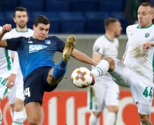 Video: Hoffenheim vs Ludogorets