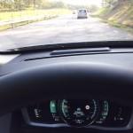 Kökörning i Volvo XC60 2015 med Driver Support