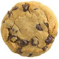 Dark Choc Chip Cookies Simple