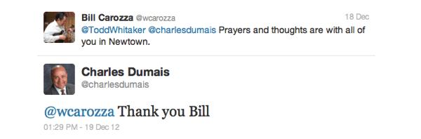 Charles Dumais tweet