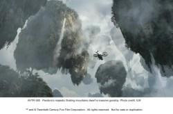 Avatar Floating Islands