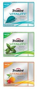 My Favorite New Gum: Trident Vitality