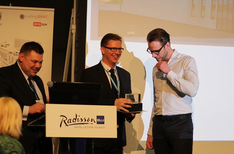 BIM Forum Vilnius 2016, apdovanojimai 6