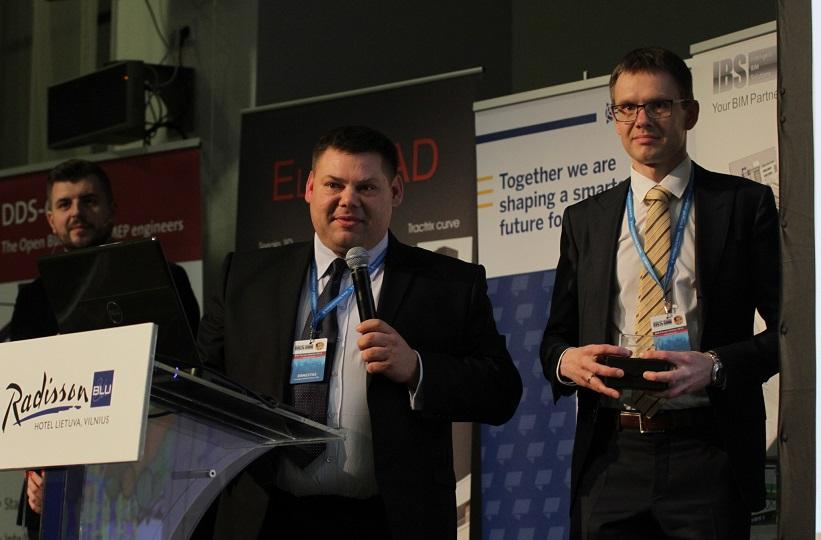 BIM Forum Vilnius 2016, apdovanojimai 9