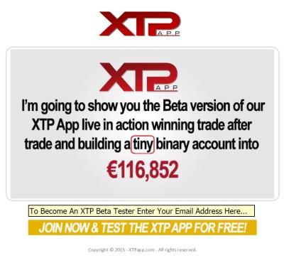 XTP App