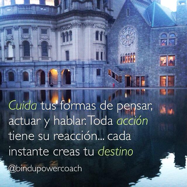 Action | Re-action | Destiny Creation