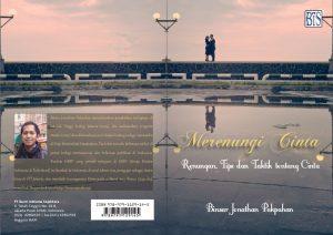 cover buku merenungi cinta