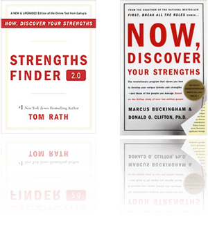 Clifton Strength Finder Book Cover