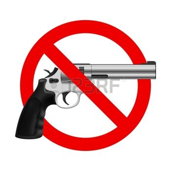 15312899-symbol-no-gun-illustration-on-white-background