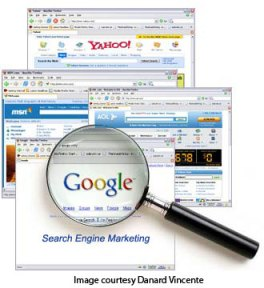 Life science search engine marketing