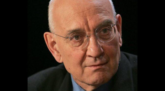 Biographer Max Gallo (1932-2017)
