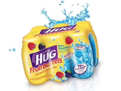 Little Hug Fruit: packaging design