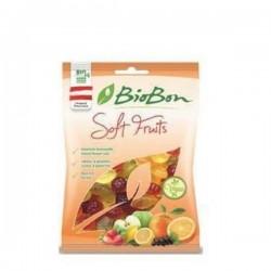 Cukríky Záhradné ovocie bez želatíny bezgluténové BIO 100g