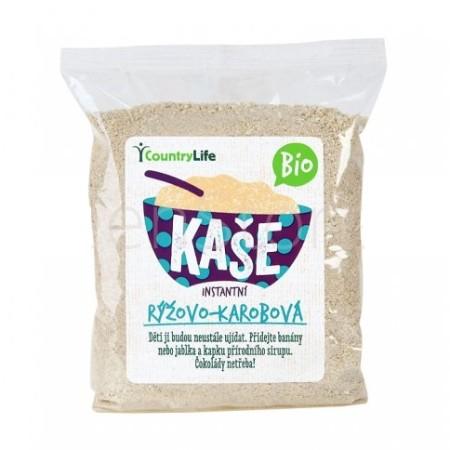 Kaša ryžovo karobová BIO 200g