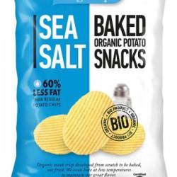 Lupienky zemiakové s morskou soľou BIO