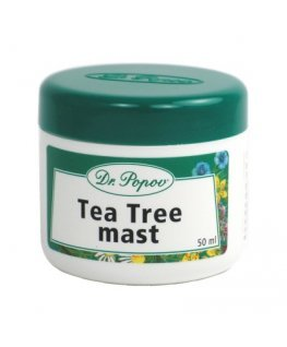 Masť tea tree 50ml