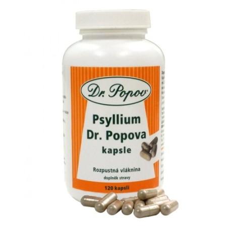 Psyllium kapsle 120ks