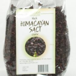 Soľ himalájska čierna hrubá 250g