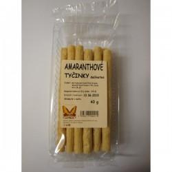 Tyčinky amarantové delikates 40g
