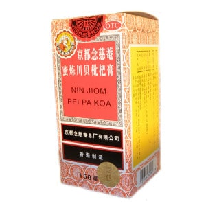 Nin-Jiom-Pei-Pa-Koa-sirop chinezesc 150 ml