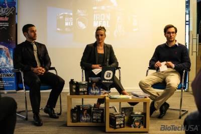 Elstartolt a The Iron Series Tour - BioTechUSA Shop