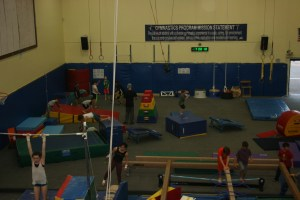 Gymnastics - Ninja Warrior Camp