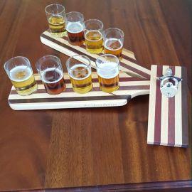 Triple Play Beer Flight - original pattern