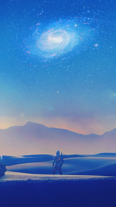 Mass Effect: Andromeda iPhone Wallpapers – BirchTree