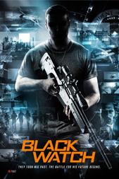 black watch poster