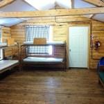 Caribou sleeping room