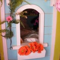 Sweet Pea Garden Bed II