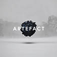 Max Cooper and Tom Hodge - Artefact COVER - sm
