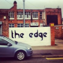 The Edge / Taken from www.twitter.com/art_on_the_edge