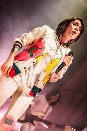 Tegan and Sara @ O2 Institute 18.02.17 / Eleanor Sutcliffe © Birmingham Review