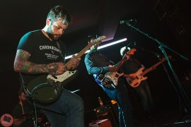Hankks - supporting Semantics, Acid Test EP launch @ Actress & Bishop 09.09.17 / Paul Reynolds - Birmingham Review
