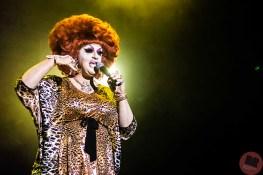 Jackie Beat - Queens of Comedy Extravaganza @ O2 Academy 05.09.17 / Eleanor Sutcliffe - Birmingham Review