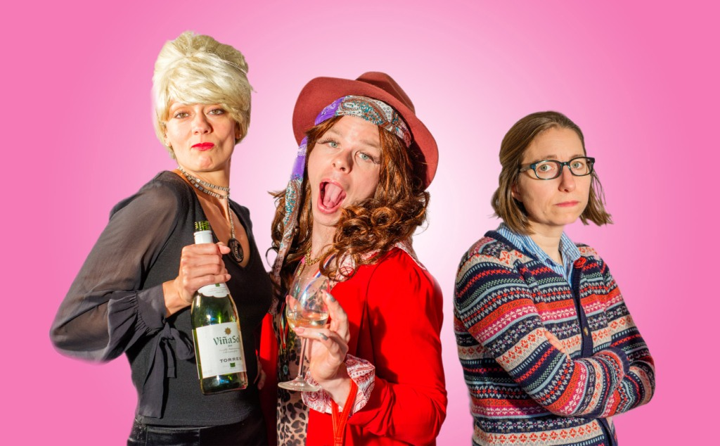 Absurdly Fabulous: The Improvised Episode @ mac 29.09.17