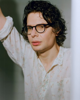 Simon Amstell - What Is This? @ Town Hall 15.10.17