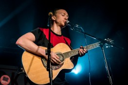 Ed Geater – supporting Kioko @ O2 Academy 26.10.17 / Rob Hadley – Birmingham Review