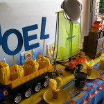 Construction Themed Birthday Party Ideas