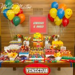 The Ultimate Lego Birthday Party
