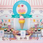 Ice Cream Parlour Party