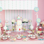 Candy Shop Wonderland Birthday