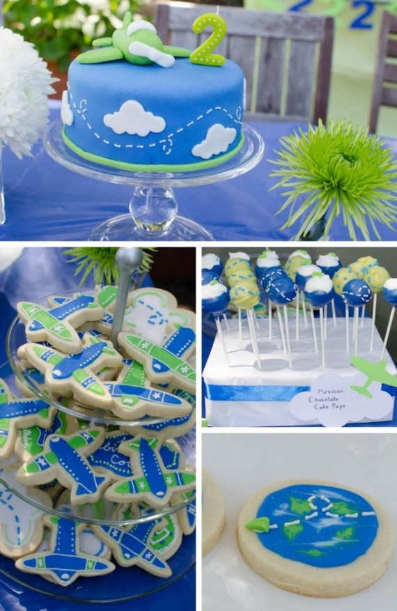 An-Airplane-Birthday-Party